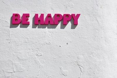 be happy alex